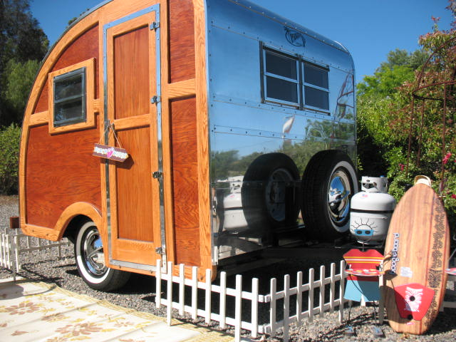 Sales Of Restored Vintage Trailers Like Airstream